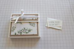 Einladung zur Firmung - Unsere kleine Bastelstube Frame, Home Decor, Paper Strips, Book Folding, White Paper, Thanks Card, Craft Tutorials, Picture Frame, Decoration Home