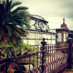 New Orleans Lafayette Cemetery No.1