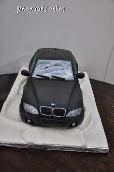 giovanna's cakes: BMW X6 adventure Birthday Cake For Him, 21st Birthday Cakes, 15th Birthday, Bmw Torte, Bmw Cake, Planet Cake, Bmw Autos, Dragon Cakes, Cake Wrecks