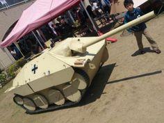 Great Works of Girls und Panzer Fan Art - Neatorama