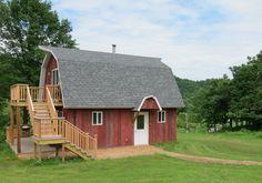 Nature Nooks Retreat Little Barn Cabin, Viroqua Wisconsin, bird watching, nature observation, hiking, fishing, kayaking, swimming, skiing