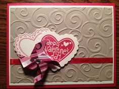 Valentine 2 by laurielblack - Cards and Paper Crafts at Splitcoaststampers