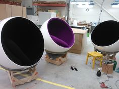More Ball chairs