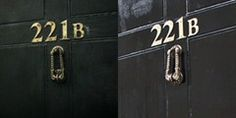 The most famous location of them all, the home of Sherlock Homles and John Watson, 221B Baker Street.