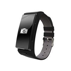 Toprime®U20 Fitness Tracker with Heart Rate Monitor Sleep Monitor Pedometer Watch Anti-lost Bluetooth Sync,Black - www.exercisejoy.c...