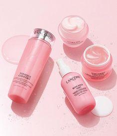 Face Care, Body Care, Skin Care, Lancome Paris, Rose Milk, Cosmetic Companies, Even Skin Tone, Skin Makeup, Skin Products
