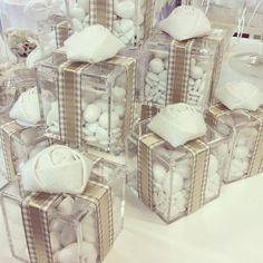 Idea confezionamento bomboniere per matrimonio
