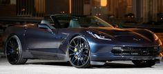 Exclusive Motoring Chevrolet Corvette Stingray Convertible