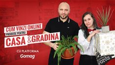 Cum sa vinzi online produse pentru casa si gradina cu platforma Gomag