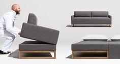 Modern sofa bed queen size mattress modern sleeper sofas sofa beds modern sleeper sofa the Modern Sleeper Sofa, Best Sleeper Sofa, Modern Futon, Best Sofa, Sleeper Sofas, Sectional Sofas, Leather Sectional, Tufted Sofa, Sofa Upholstery