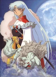 Sesshomaru my first anime love <3