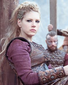 Lagerta. Wife, lover, mother, ShieldMaiden and Queen!
