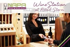 Creating a unique shopping experience is just as important as moving cases.  Utilizing the WineStation's secure and automated portion controls, retailers can now beautifully, simply and proficiently activate sampling of higher priced or featured wines daily, without the additional labor or expense of events.