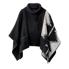 mark. Hands Free Poncho Sweater is the best of a turtleneck and a poncho in one! This piece will have you looking boho chic in this black and grey large print. Regularly $40.00, shop Avon Fashion online at http://eseagren.avonrepresentative.com