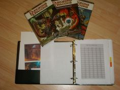 The DM Binder Project