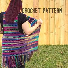 Aria Cardi Crochet PATTERN *PDF ONLY NOT A PHYSICAL ITEM!* This is a light & airy open vest/cardigan Written is US crochet terms Comes in two sizes (M/L) and (XL/2XL) Uses size 3 weight yarn (exception is red heart unforgettable yarn, as it is very light and thin!) Yardage 950-1200 Instan