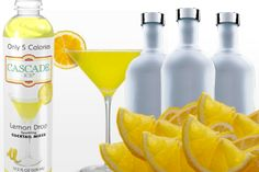 Cascade Ice * Sparkling Water | Recipes