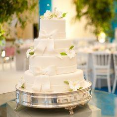 Inspiração bolo de casamento