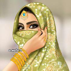 Mother Daughter Art, Mother Art, Modern Disney Characters, Cute Puppy Wallpaper, Girly M, Hijab Cartoon, Wedding Illustration, Cute Baby Dolls, Disney Princess Art