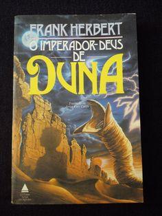 O imperador-deus de duna. Livro 4