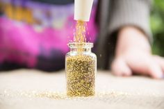 Homemade Fairy Dust / Moonfrye So fill it up!!