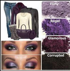 Youniquely Purple! www.youniqueproducts.com/angelanagy