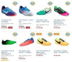 Jual Sepatu Futsal Nike Elastico Original Terbaru