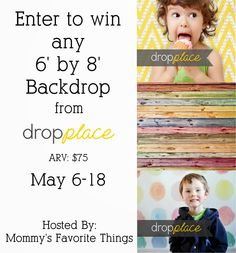 Mommy's Favorite Things: DropPlace Review & Giveaway