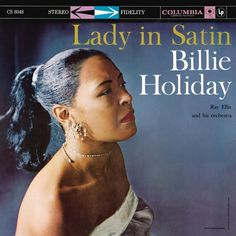 Billie Holiday - Lady In Satin on LP
