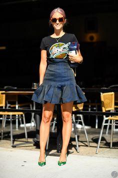 Charlotte Groeneveld New York Fashion Week SS 2017