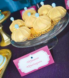 Princess Jasmine Birthday Party (Arabian Nights) // Hostess with the Mostess®