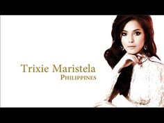 Miss International Queen 2015 presents an introduction video of Trixie Maristela from Philippines She is among the finalists of Miss International Queen Third Gender, Filipina, Pretty Woman, Philippines, Wonder Woman, Queen, Beautiful, Beauty