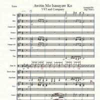 Awitin Mo, Isasayaw Ko (Advanced Orchestration Finals Project) - Migz Haleco by Migz Haleco on SoundCloud Kos, Finals, Sheet Music, Check, Final Exams, Aries, Music Sheets, Blackbird
