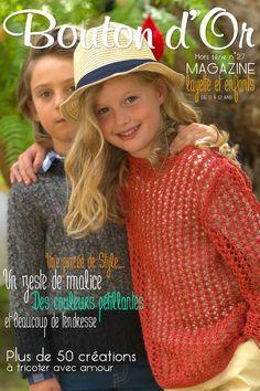 Catalogue layette et enfants HS n°27 › Layette › Catalogues › Laines Bouton d'Or