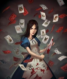Alice Madness Returns-Default Outfit