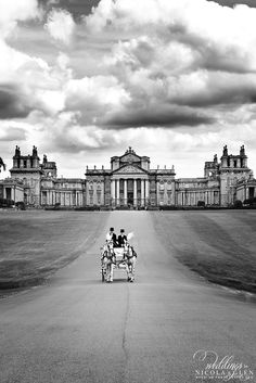 Blenheim Palace Wedding Photo