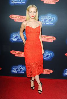 Dove Cameron // 'Adventures in Babysitting' Premiere #100DCOMs