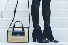 Chaqueta bomber jacket tendencia 2016 botines Pedro Miralles boots Crimenes de la Moda blog