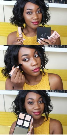 Let blogger JaleesaCharisse.com take you on a strobing (aka, highlighting) makeup journey from beginner to advanced, using fan-favorite products like the NYX Liquid Illuminator, Sonia Kashuk Chic Luminosity Highlighter stick and e.l.f. Illuminating Palette: http://jaleesacharisse.com/blog/strobing-for-every-level