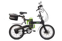 Dafra e-bikes | DB0 | Bicicleta elétrica dobrável