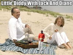 Little Diddy With Jack And Diane!