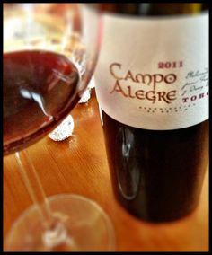 El Alma del Vino.: Bodega Burdigala Campo Alegre Tinto 2011.