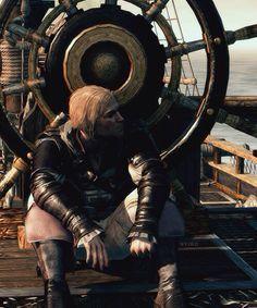 All credit goes to Nyrio via Tumblr. Assassin's Creed IV Black Flag. Edward Kenway.