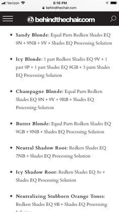 Hairstyles For Black Women .Hairstyles For Black Women Blonde Hair Colour Shades, Light Blonde Hair, Platinum Blonde Hair, Blonde Color Chart, Ash Blonde, Redken Color Formulas, Hair Color Formulas, Toner Für Blondes Haar, Redken Toner