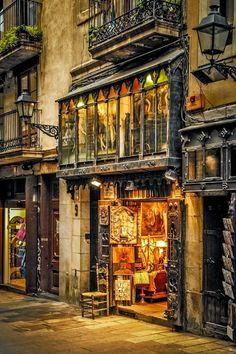 Barcelona, Spain - Details, corners//España - Detalles, rincones