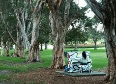 """""""Play me, I'm Yours"""" is a public art project that puts 30 free pianos across Los Angeles for anyone to play."""
