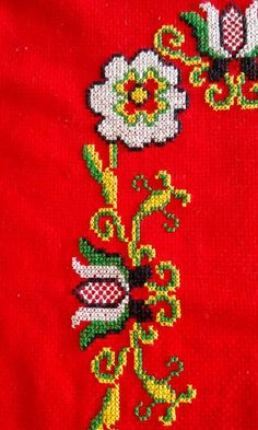 Hand Embroidery Art, Embroidery Stitches, Cross Stitching, Bargello, Needlework, Elsa, Diy And Crafts, Brooch, Crochet