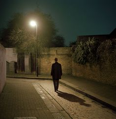 Limited Edition Photograph, 'Battersea Trilby' by Niall McDiarmid for sale