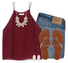 Abercrombie & Fitch, Tory Burch, Kate Spade and Kendra Scott