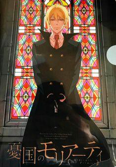Manga Anime, Sky Anime, Anime Nerd, Manga Boy, Anime Eyes, Sherlock Holmes, James Moriarty, Sherlock Anime, Williams James